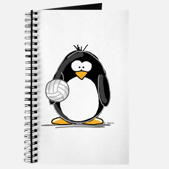 volleyball Penguin Journal