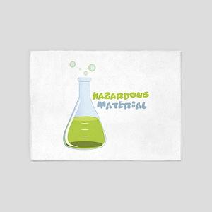 Hazardous_Material 5'x7'Area Rug