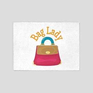 Bag Lady 5'x7'Area Rug