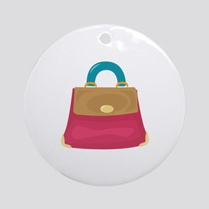 Purse Base Ornament (Round)