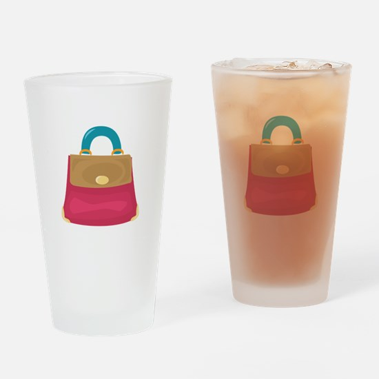 Purse Base Drinking Glass