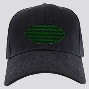 Forest Green Metal Mesh Baseball Hat