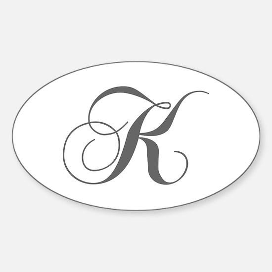 K-cho gray Decal