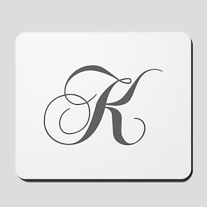 K-cho gray Mousepad