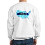 True Blue United States LIBERAL - Sweatshirt