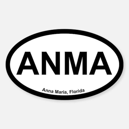 Anna Maria Decal