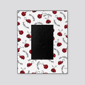 Little Red Ladybugs Picture Frame