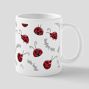 Little Red Ladybugs Mugs