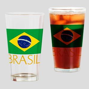 Brasil Drinking Glass