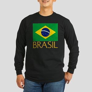 Brasil Long Sleeve T-Shirt
