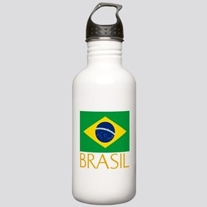 Brasil Stainless Water Bottle 1.0L