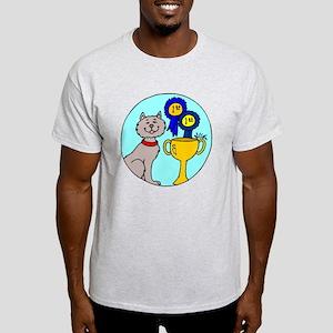 First Place Cat T-Shirt