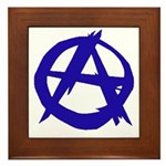Anarchy Framed Tile