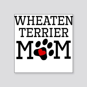 Wheaten Terrier Mom Sticker