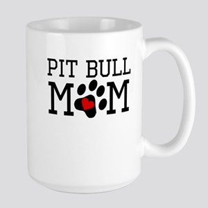 Pit Bull Mom Mugs