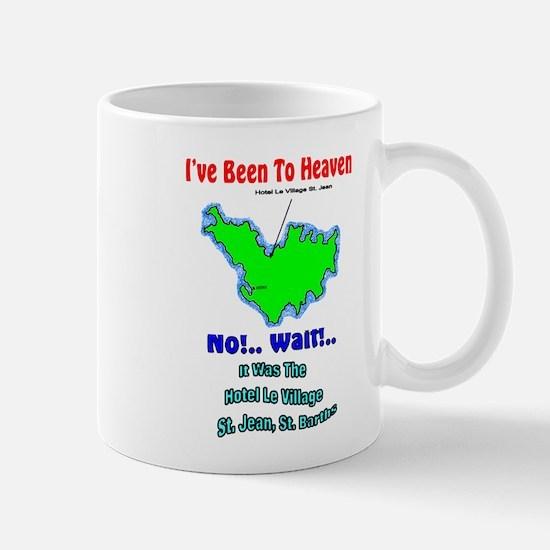 Funny St barths Mug