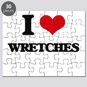 I love Wretches Puzzle