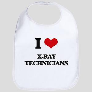 I love X-Ray Technicians Bib