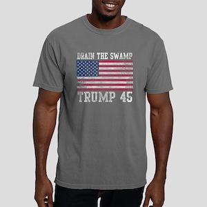 Trump 45 Drain The Swamp T-Shirt