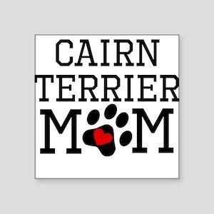 Cairn Terrier Mom Sticker