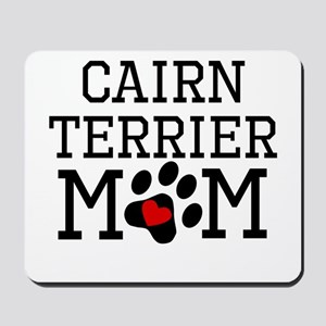 Cairn Terrier Mom Mousepad