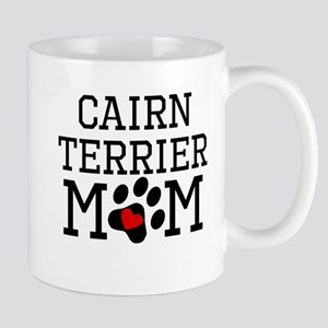 Cairn Terrier Mom Mugs