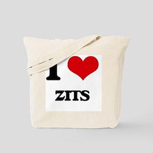 I love Zits Tote Bag