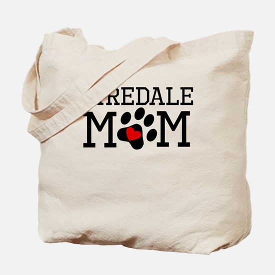 Airedale Mom Tote Bag