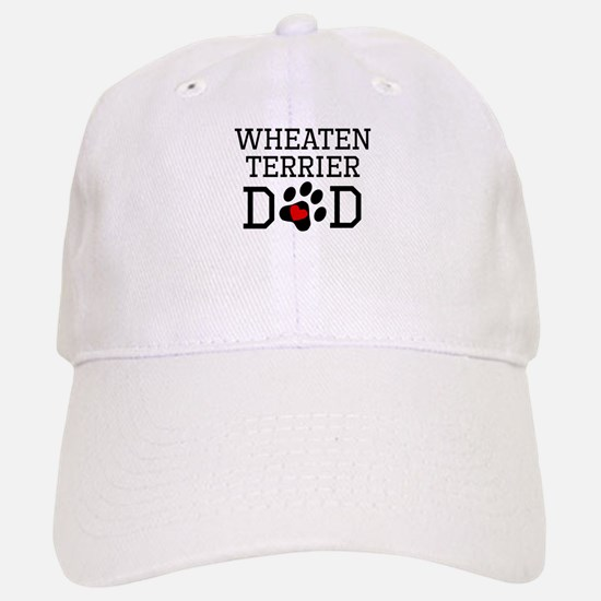 Wheaten Terrier Dad Baseball Baseball Baseball Cap