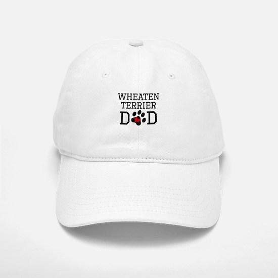 Wheaten Terrier Dad Baseball Cap