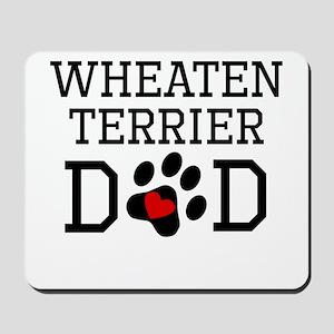 Wheaten Terrier Dad Mousepad