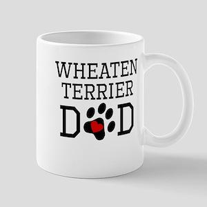 Wheaten Terrier Dad Mugs