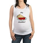 Pie Junkie Maternity Tank Top