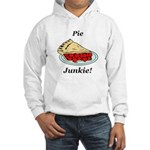 Pie Junkie Hooded Sweatshirt