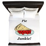 Pie Junkie King Duvet