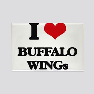 buffalo wings Magnets