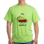 Pie Addict Green T-Shirt
