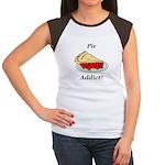 Pie Addict Women's Cap Sleeve T-Shirt