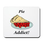 Pie Addict Mousepad