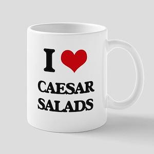 caesar salads Mugs
