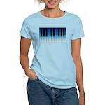 Daybreak Piano Women's Light T-Shirt