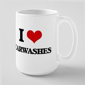 carwashes Mugs