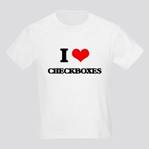 checkboxes T-Shirt