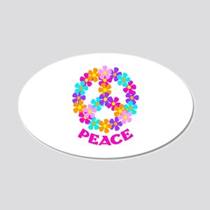 PEACE Wall Decal