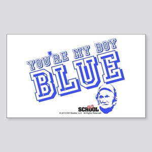 You're My Boy Blue Sticker