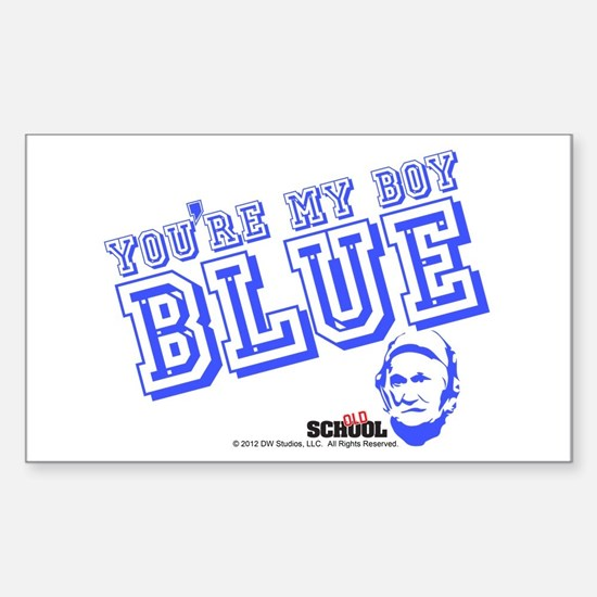 You're My Boy Blue Decal
