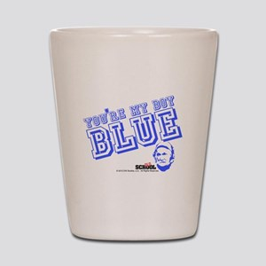 You're My Boy Blue Shot Glass