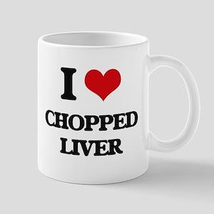 chopped liver Mugs