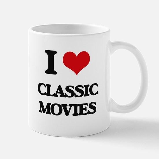 classic movies Mugs