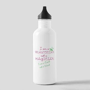 I am a beautician Water Bottle